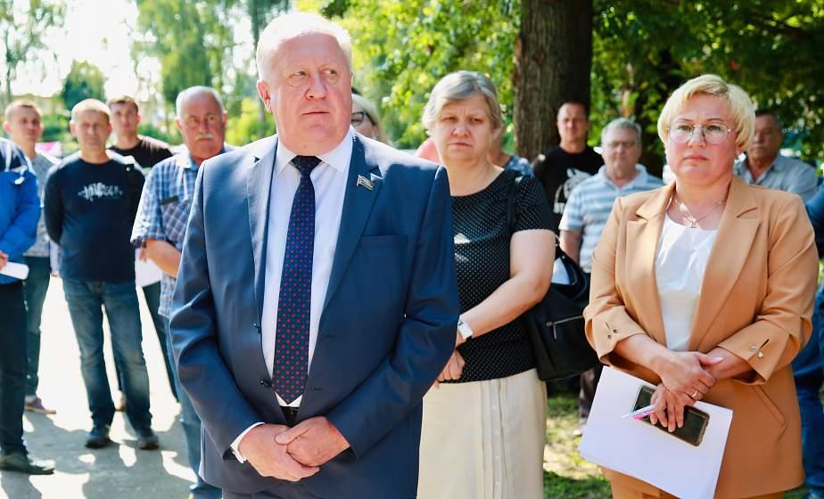 Виктор Лискович: Местные власти должны оперативно решать вопросы, не дожидаясь обращений в вышестоящие органы