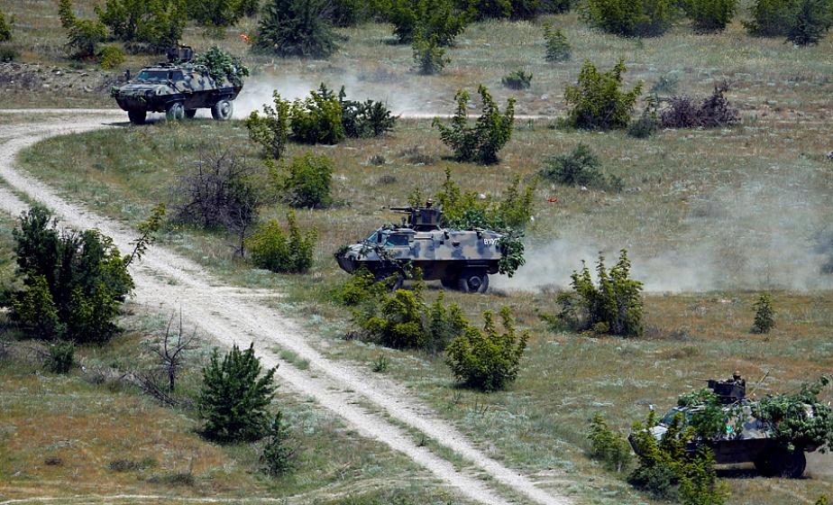В Литве начались учения НАТО возле белорусской границы