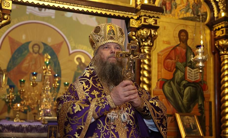 Архиепископ Новогрудский и Слонимский Гурий: «Нам самим нужно думать и реально заботиться о своей стране, ее сохранении и благополучии»