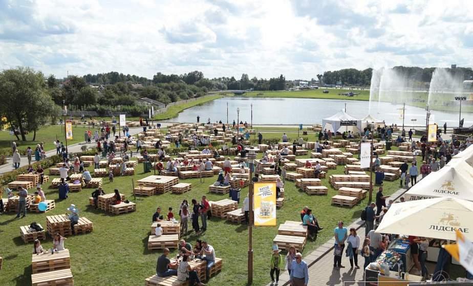 Новая концепция и акцент на зоны активности. Фестиваль хмеля, солода и воды Lidbeеr-2020 пройдет в Лиде 5 сентября