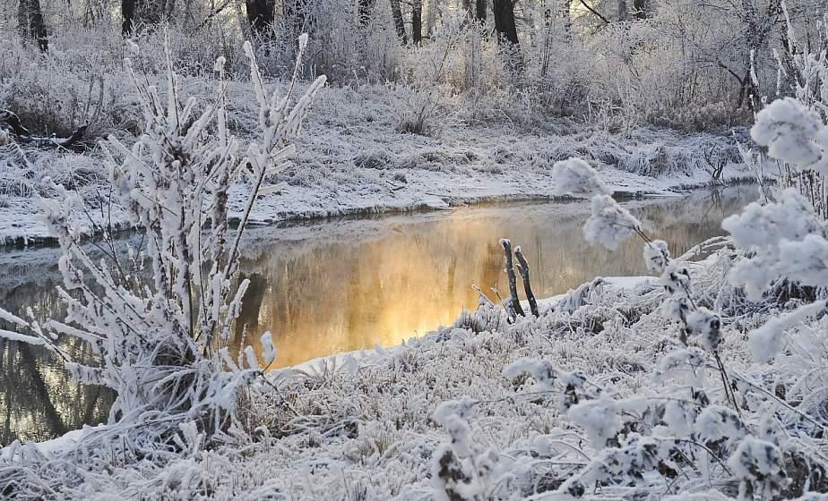 Оранжевый уровень опасности объявлен в Беларуси 8 января из-за сильного снегопада