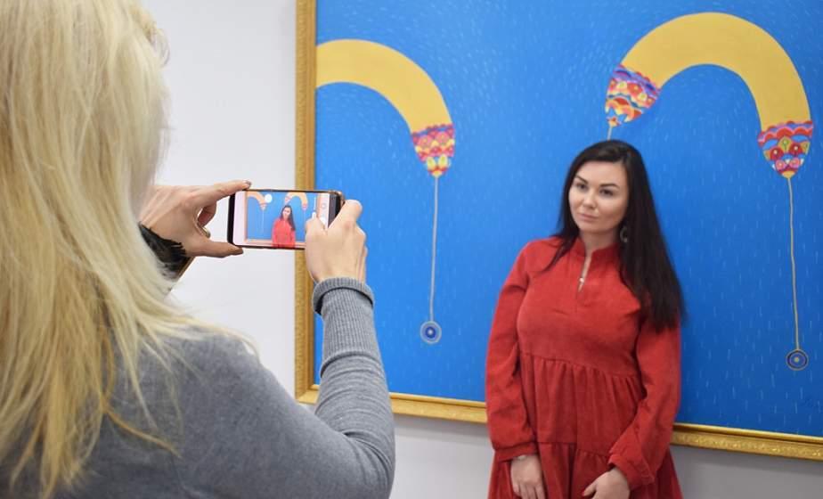 «Международная лаборатория искусств». Выставка эстонских художников открылась в «Фестивальном»