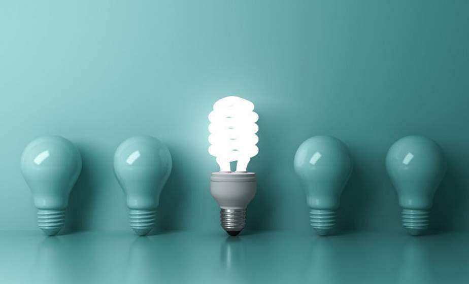 На белый свет. Около 100 000 рублей в прошлом году сэкономил бюджет города благодаря замене светильников на светодиодные