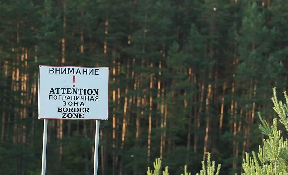 Лидские пограничники задержали двух граждан Марокко, которые пытались незаконно попасть в Литву
