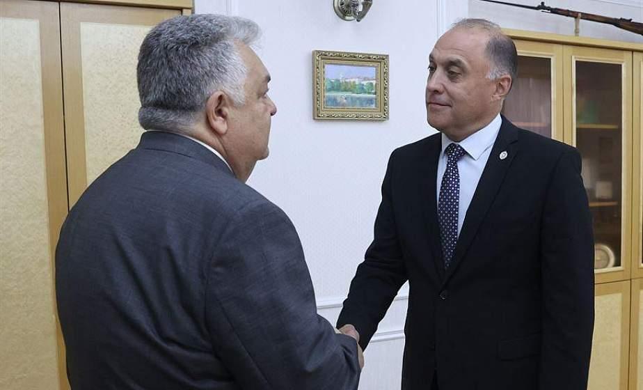 Беларусь и Азербайджан намерены продолжать совместные проекты в сфере безопасности