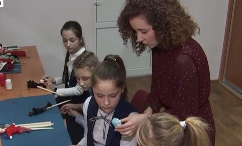 В Гродненском районе начала работать первая в нашей стране «Школа батлейки»