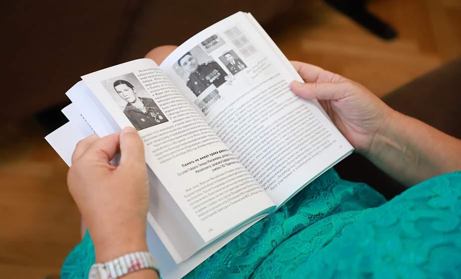 В Гродно издан второй том сборника «Голоса детей войны». Для написания книги активистки женской районной организации «Надежда» собрали более сотни рассказов