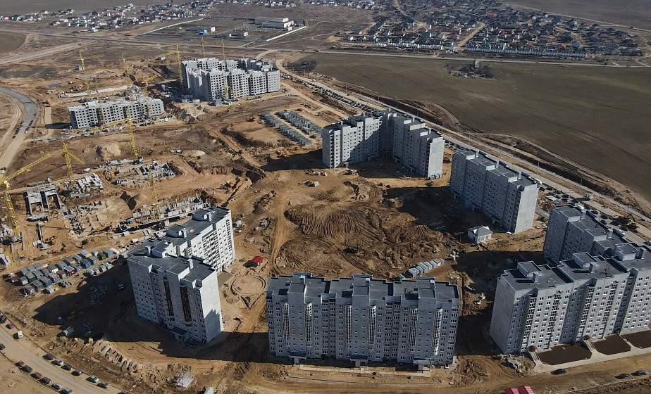 В микрорайоне Грандичи-3 появятся 14 кварталов под многоэтажную застройку и 8 – для частных домов-коттеджей