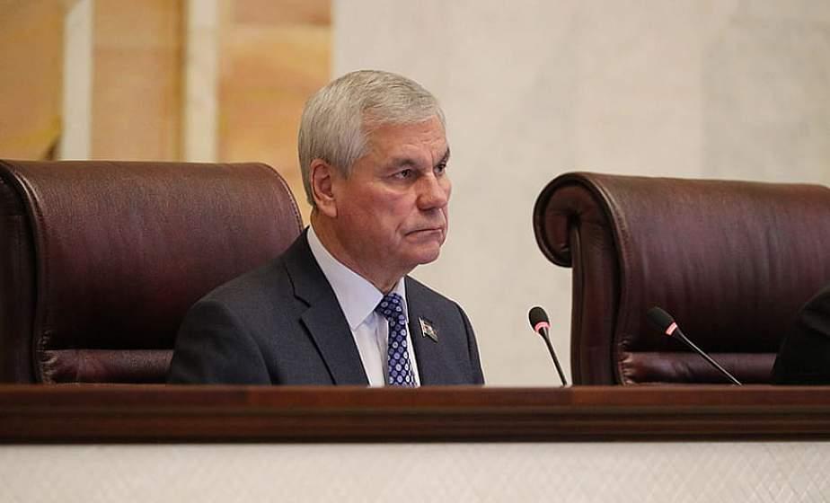 Спикером Палаты представителей избран Владимир Андрейченко