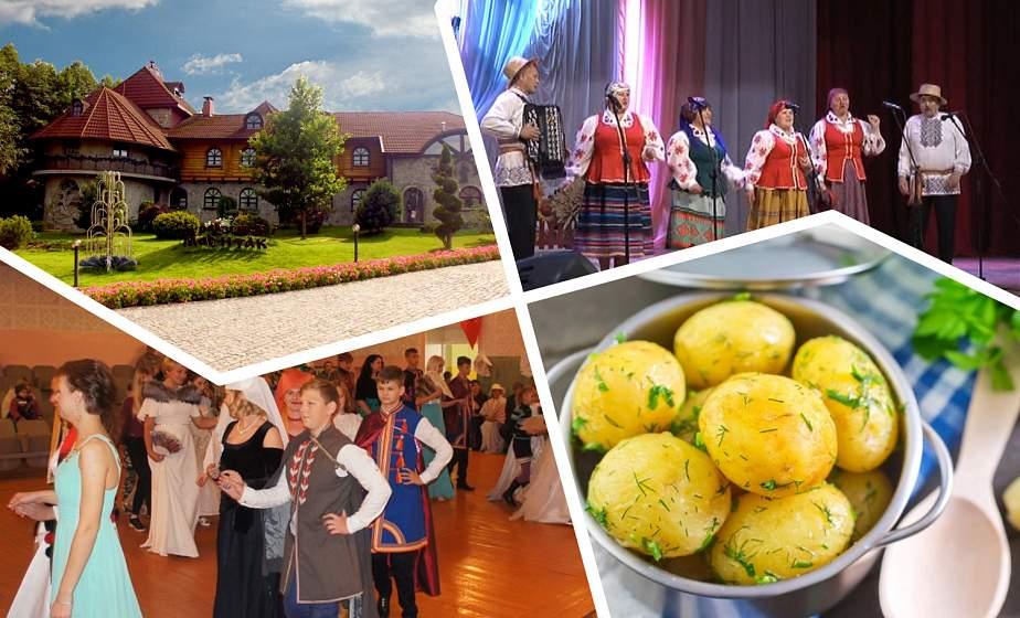 Фестиваль частушек в Березовке, бал у Радзивилов. Куда еще отправиться в этот уик-енд за город?