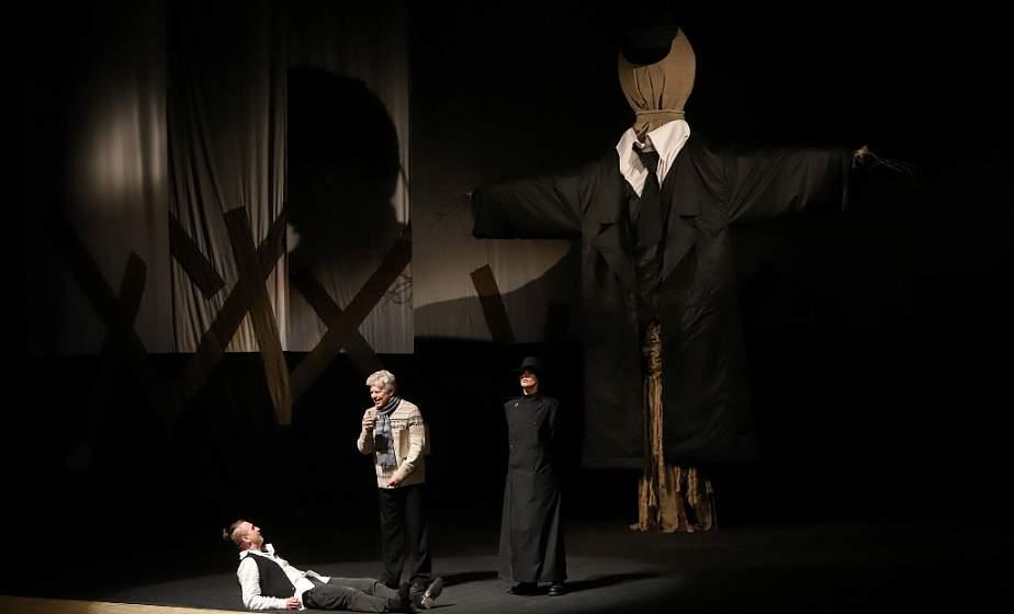 В драмтеатре готовят премьеру пьесы «Смерть Тарелкина». Ее покажут во Всемирный День театра