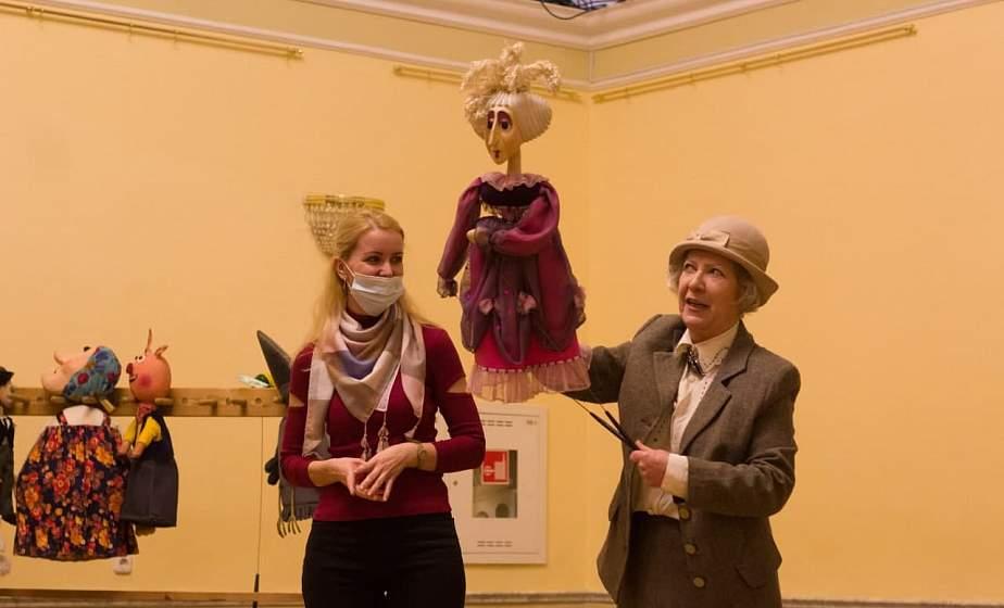 Счастливая «Пиковая дама» и магия числа три. Репортаж из областного театра кукол, где рождаются удивительные постановки для детей и взрослых (+видео)