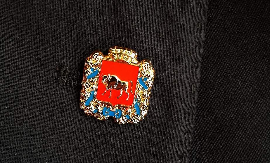 Ко дню образования Гродненской области в регионе появился новый значок в виде герба Гродненщины