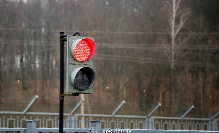 Украина временно закрывает границу с Беларусью