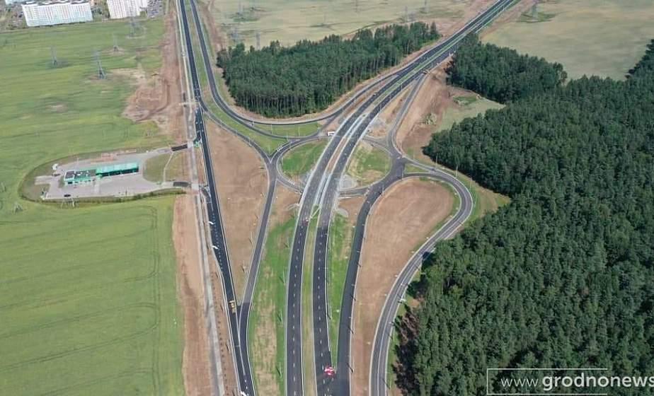 Чем новый мост в Гродно удобен для горожан и интересен для туристов?