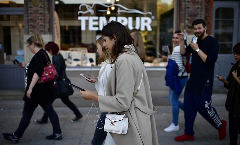 Специалисты отмечают увеличение количества травм головы из-за смартфонов