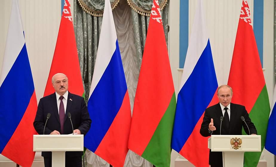 Тема недели: Лукашенко и Путин согласовали 28 союзных программ