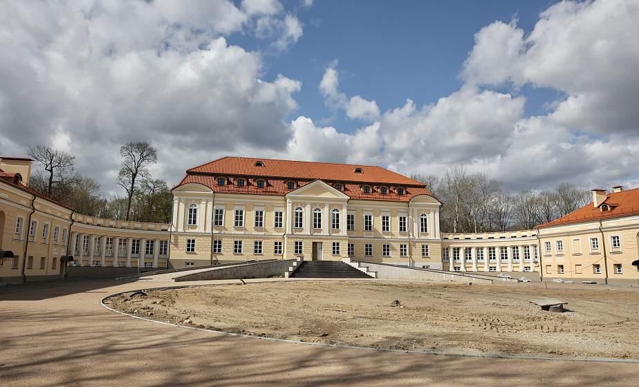 Владимир Караник: дворцово-парковый комплекс в Святске должен стать центром туристической и деловой активности