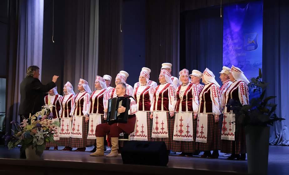 Декада «Золотой возраст» завершилась на Гродненщине большим концертом