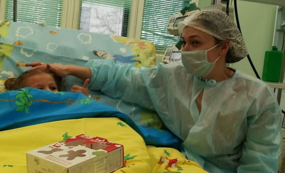 В Беларуси впервые спасли ребенка от тяжелейшей пневмонии при помощи аппарата ЭКМО