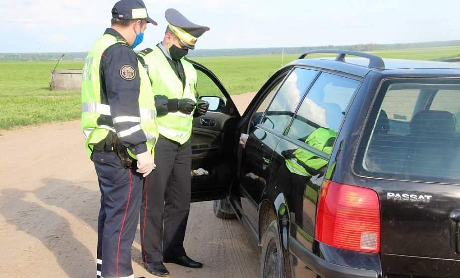 ГАИ Гродненской области на выходных работает в усиленном режиме: будут выявлять нетрезвых водителей