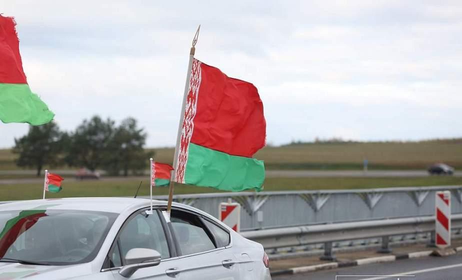 «Сила в единстве! За Беларусь!». 9 августа на Гродненщине пройдет патриотический автопробег