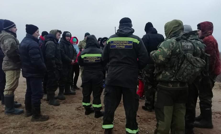 Заблудившегося в Лидском районе парня так и не нашли. На 25 января «Ангелы» собирают масштабную поисковую группу