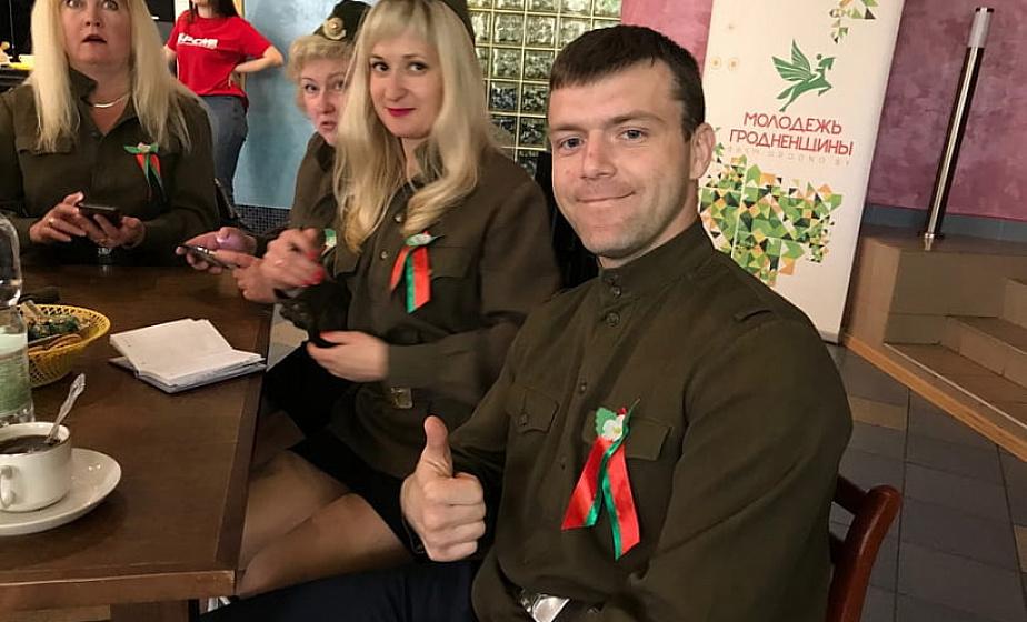 В Гродно состоялась молодежная интеллектуальная игра Science Quiz