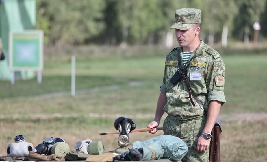 ФОТОФАКТ: комплексное оперативно-тактическое учение с Гродненской пограничной группой продолжается