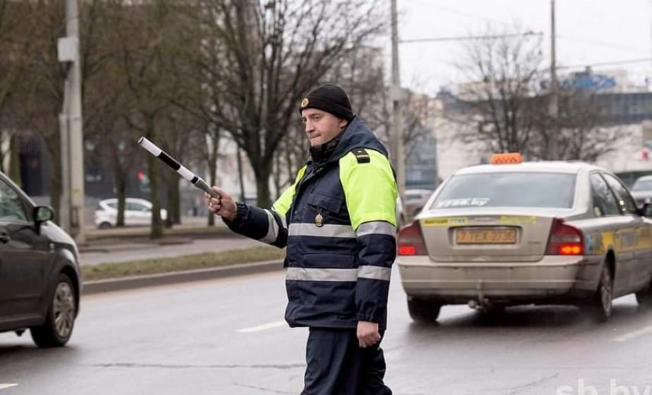 На дорогах Беларуси по 7 января будут усиленно выявлять нетрезвых водителей
