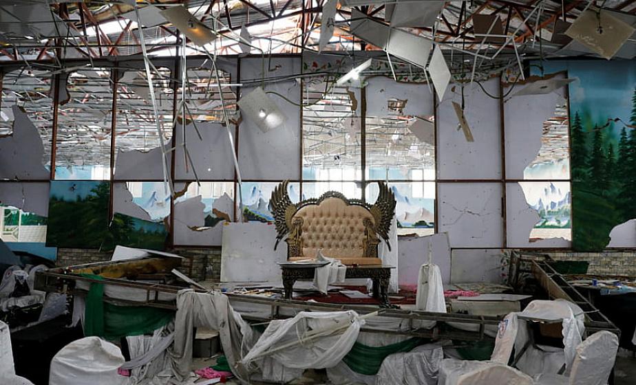 В Кабуле 63 человека погибли в результате взрыва на свадьбе