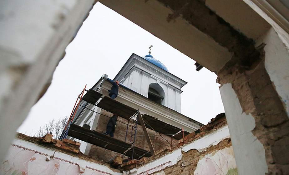 После реконструкции Жировичи станут привлекательнее для светского туризма