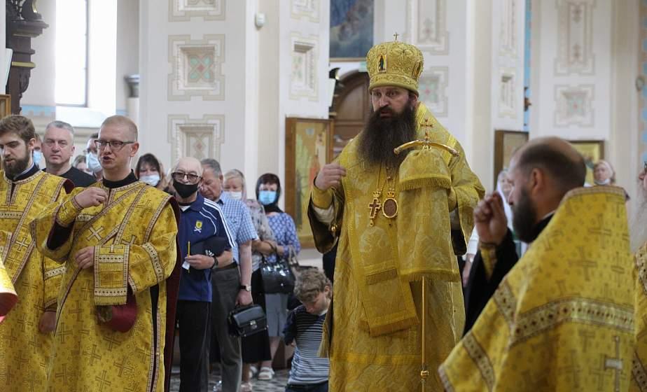 Православные христиане Гродненщины присоединились к всеобщей молитве о мире на белорусской земле и единстве народа