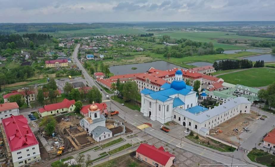 Поздравление к 500-летнему юбилею Жировичского монастыря от Гродненского областного исполнительного комитета и Гродненского областного Совета депутатов