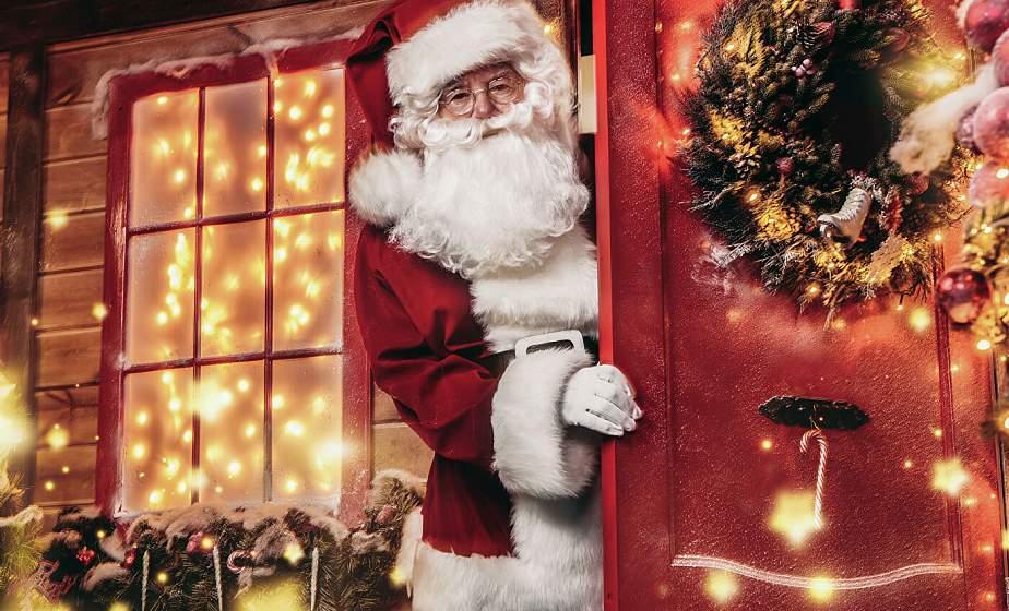 Санта-Клаус переходит в режим онлайн