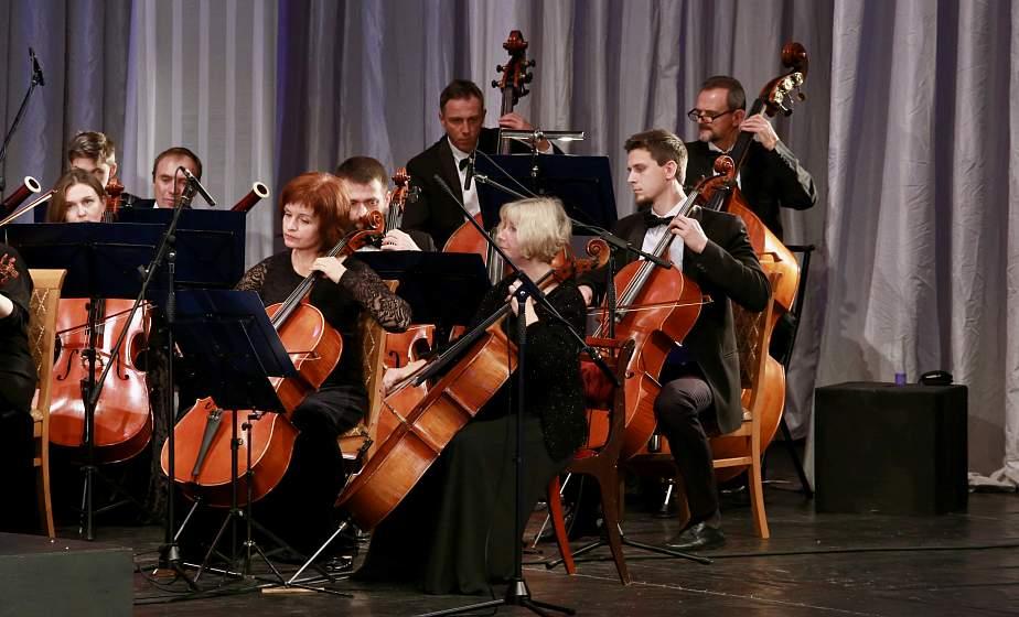 Гродненская капелла открыла юбилейный концертный сезон