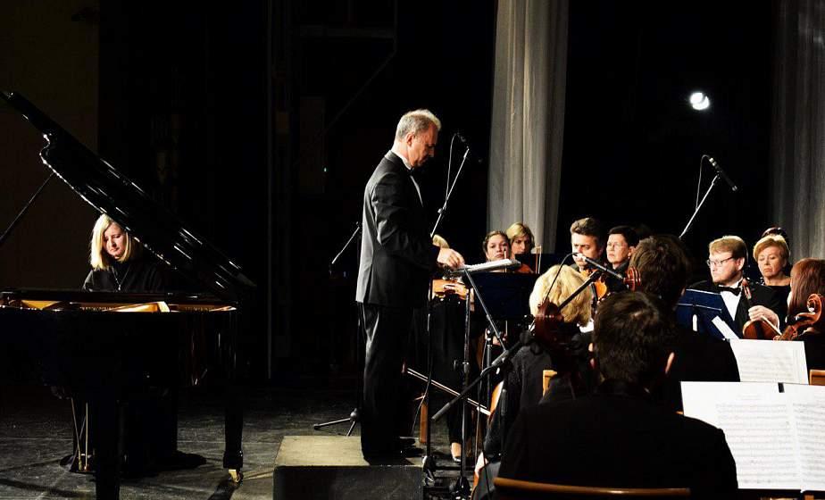 Гродненская капелла открыла 28-й концертный сезон Бетховеном
