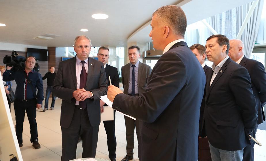 Специальный центр обеспечит на II Европейских играх координацию и реагирование на нештатные ситуации