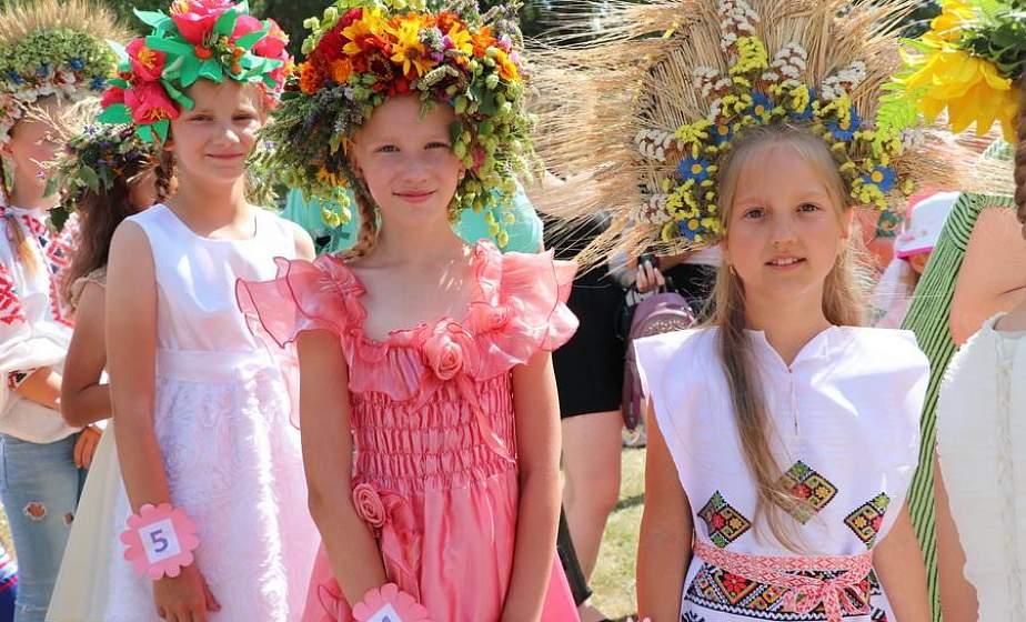 Дарит нам цветы вечный праздник красоты. В Желудке прошёл фестиваль цветов