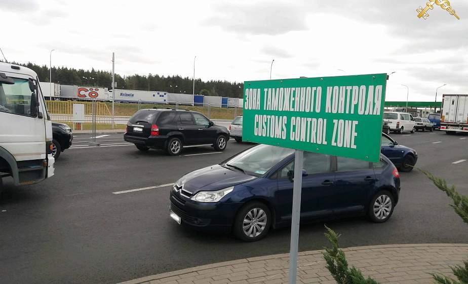 Порядка 65,5 тыс. транспортных средств оформили гродненские таможенники с 6 по 10 ноября