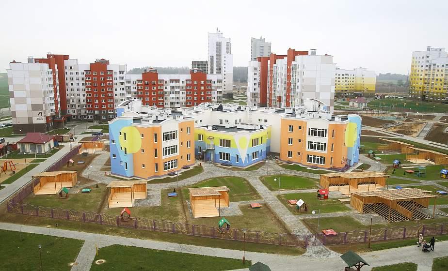 230 новоселов. В микрорайоне Грандичи-2 откроют новый детский сад