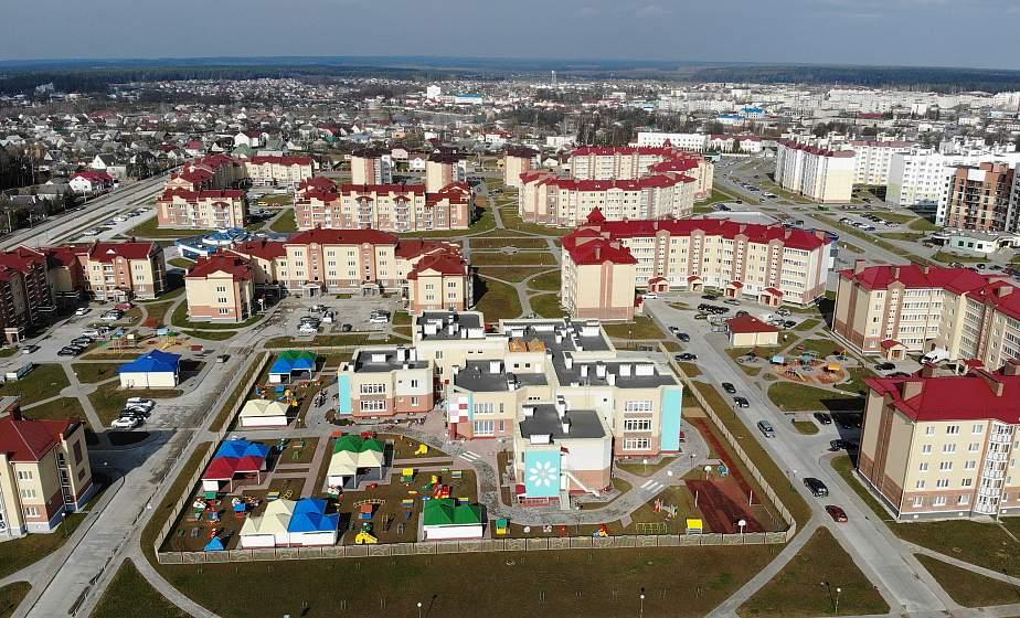 Новый автовокзал, поликлиника, ледовая площадка. Какие инфраструктурные проекты реализуются сегодня в Островце