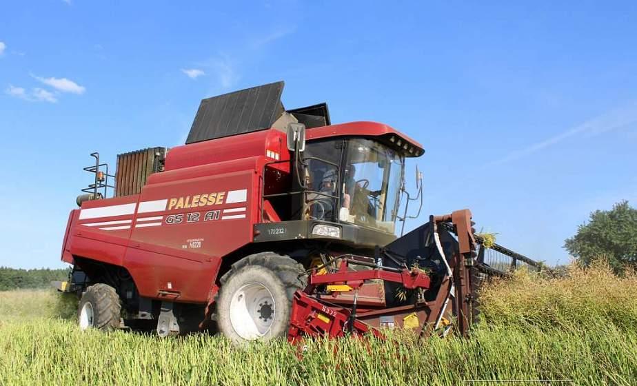 Полуторагодичный запас. Сельхозорганизации области увеличили заготовку травяных кормов