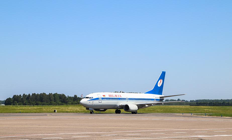 «Один пояс – один путь» по воздуху. В аэропорту «Гродно» встретили представителей корпорации китайской провинции Ганьсу