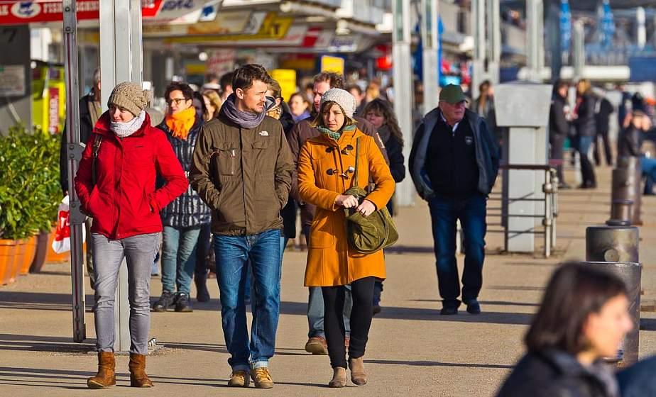 Выбирайте пешие прогулки! Стартовала Европейская неделя мобильности