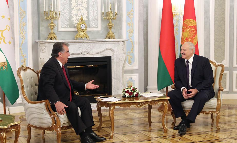 Тема недели: Беларусь и Таджикистан выходят на стратегическое партнерство