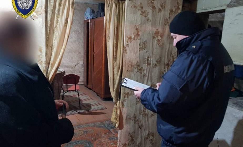Следователями выясняются обстоятельства убийства мужчины в Вороновском районе
