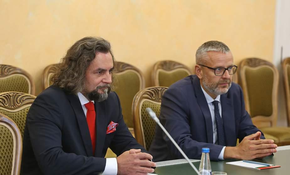 В Гродно представили нового генерального консула Республики Польша