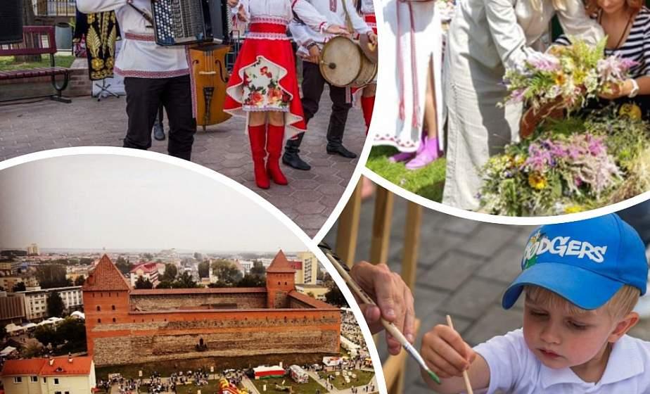 Культурная акция «Маёй сілы крыніца – родны край Беларусь» проходит на Гродненщине