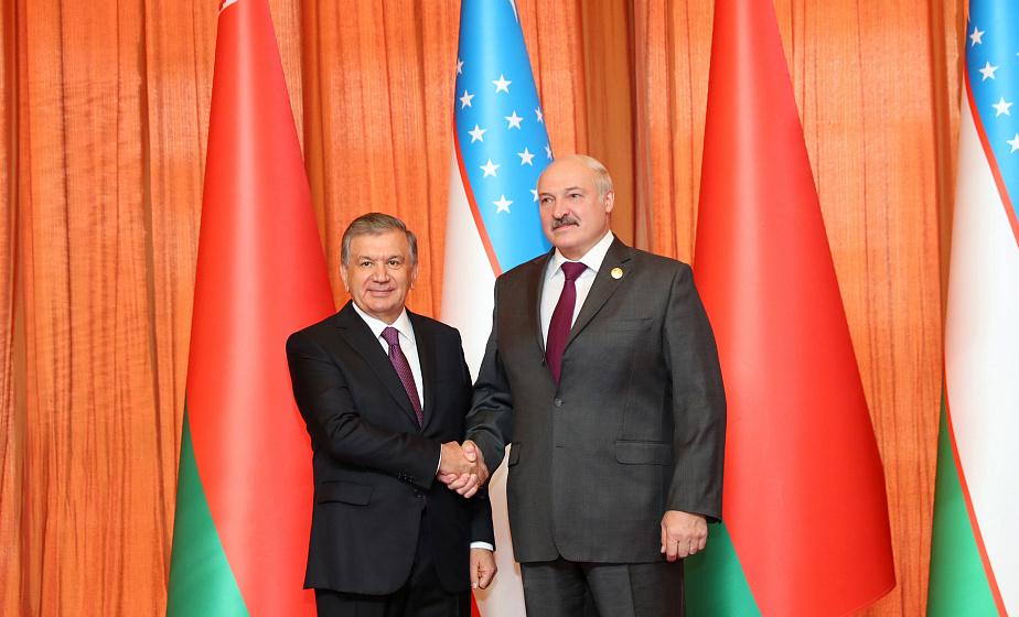 Александр Лукашенко: Беларусь заинтересована делиться технологиями с Узбекистаном